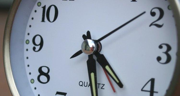 Los médicos a menudo trabajan largas e irregulares horas.