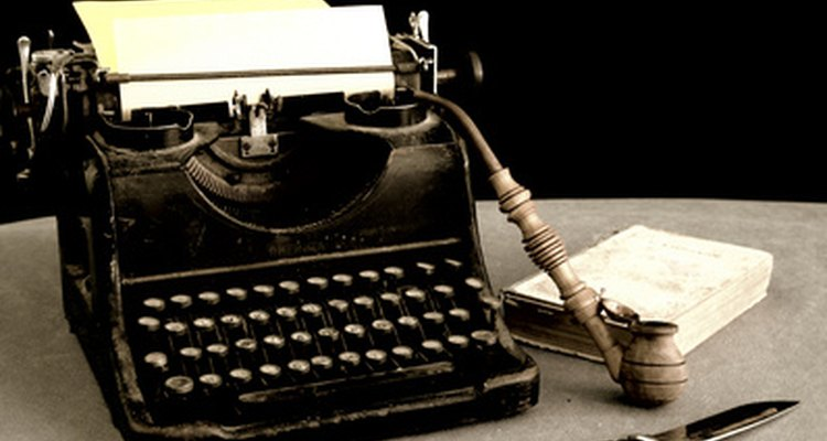 Remington made the first mass-produced typewriters in 1873.