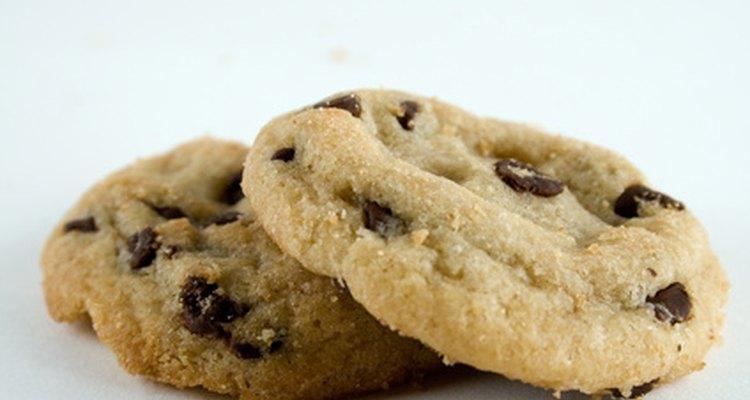 A massa refrigerada torna os biscoitos mais saborosos