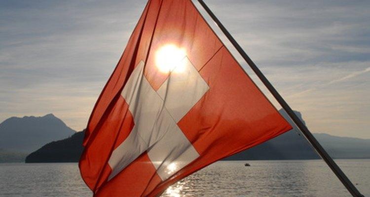 A Suíça é um país com tradições vibrantes até nos trajes típicos