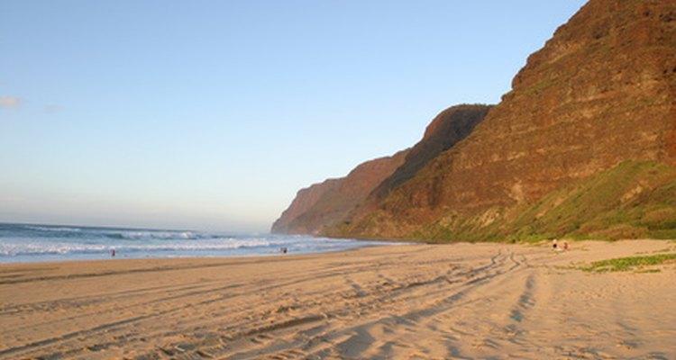 Los hawaianos comparten una íntima relación con su tierra.