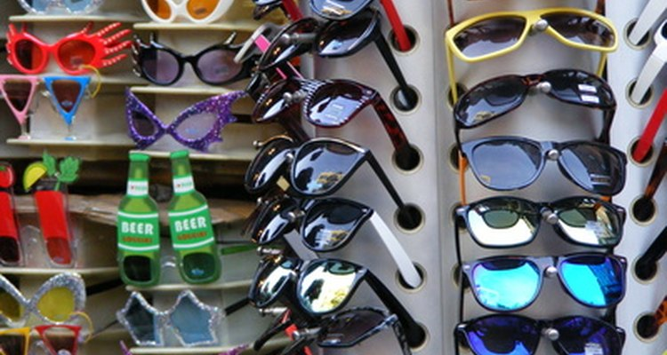Testing your sunglasses' ability to block out UV rays can keep your eyes healthy.