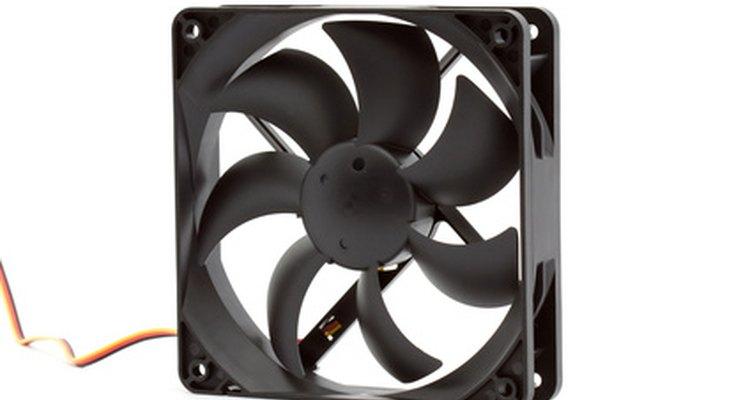 Instale o sistema de ventilação