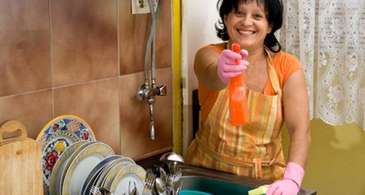 Haz tu propio detergente.