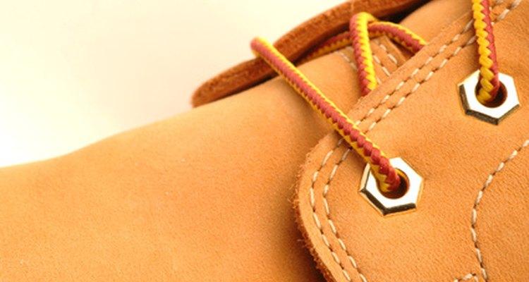 Las botas Timberland son elegantes y durables.