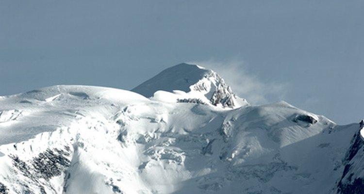 As canetas Montblanc levam esse nome em homenagem à montanha mais alta da Europa