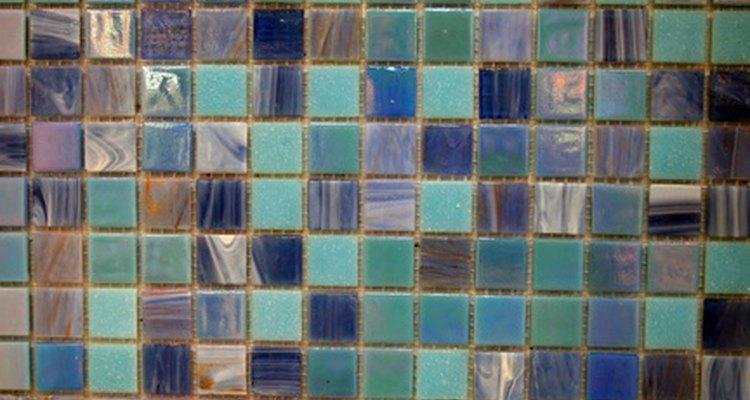 Pastilhas de vidro