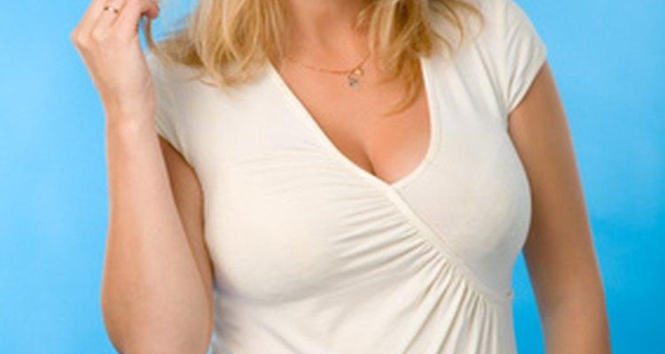 Si estás embarazada debes tratar los piojos con tratamientos alternativos.