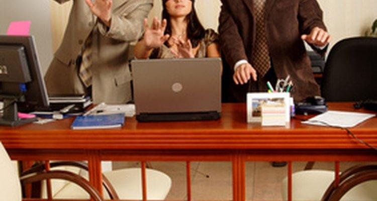 Los ejercicios de juegos de rol permiten a las personas experimentar otros estilos de liderazgo.