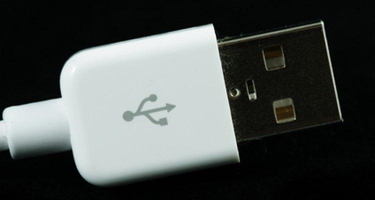 Resetar as portas USB em um laptop Mac se eles pararem de funcionar