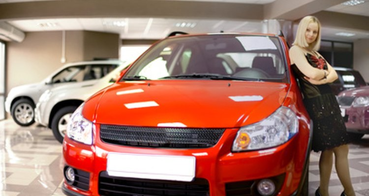 New car sales don't regularly use deposits to hold a car unless there is high demand for the specific model.