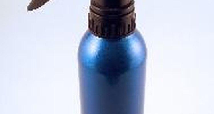 Botella de aerosol