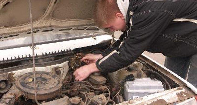 Reparación de autos.