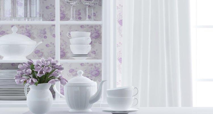 Confecciona las cortinas de tu cocina.