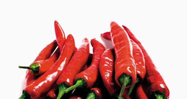 Queimar calorias com alimentos não significa ter de comer pimenta