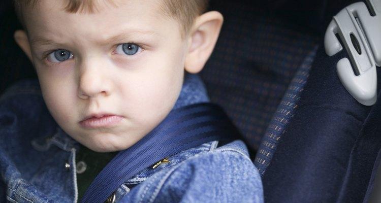 Un asiento para niños ayuda a proteger a tus pequeños de la misma forma en que un cinturón de seguridad te protege a ti.