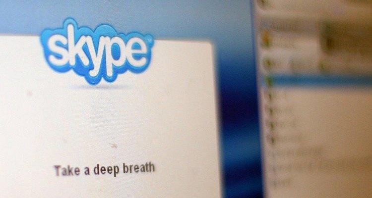 O Skype deve ser capaz de detectar sua câmera para fazer chamadas de vídeo