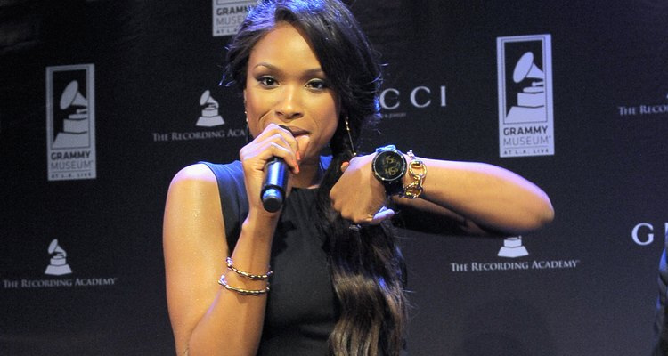 Gucci Timepieces And Jewelry Premieres Music Preservation Program And GRAMMY Museum Watch With Jennifer Hudson