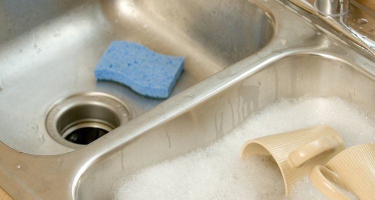 Thicker stainless steel makes for a longer-lasting kitchen sink.