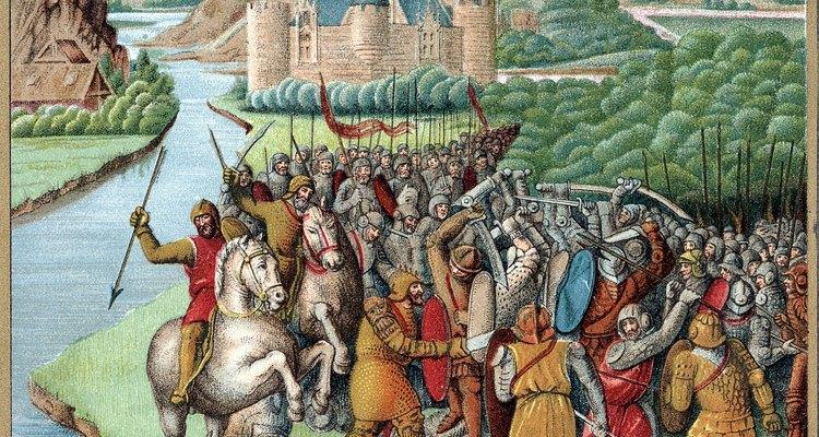 El feudalismo tuvo un rol preponderante en la Edad Media.