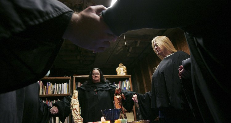 Wiccan clergy are expected to lead their covens both in spiritual and practical matters.