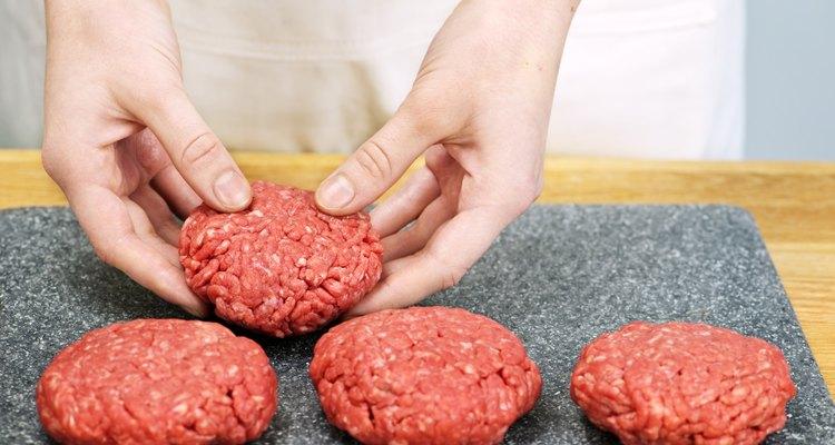 Es fundamental que todas las hamburguesas tengan el mismo tamaño.