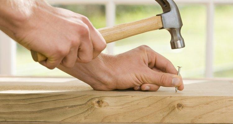 Los trabajos de construcción a menudo pueden dejar polvo en el interior de tu hogar.