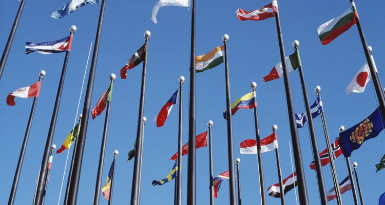 Groups like the United Nations encourage countries worldwide to work together.