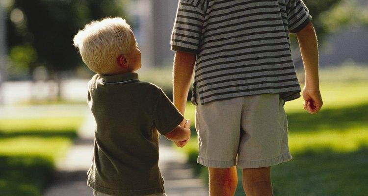 Desde que somos pequeños los hermanos mayores son parte esencial de nuestras vidas.