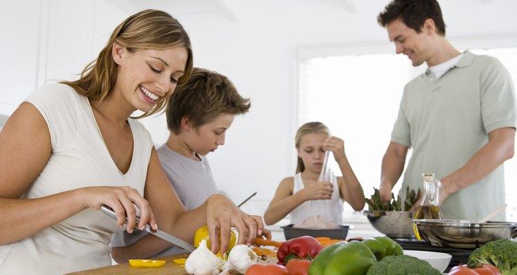 La presión arterial se eleva temporalmente después de las comidas.