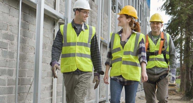 Las estructuras de acero dan una mayor estabilidad a una construcción.