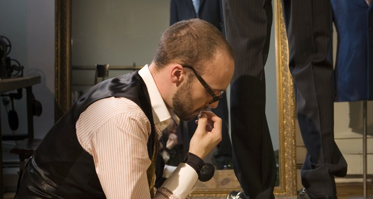Professional tailors do a great job, but so can you.