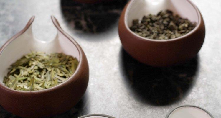El té juega un papel importante en las bodas chinas.