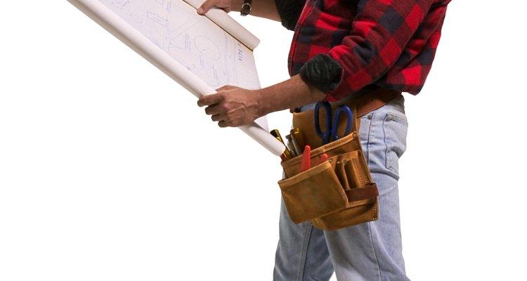 Lleva los planos a un constructor para una estimación.
