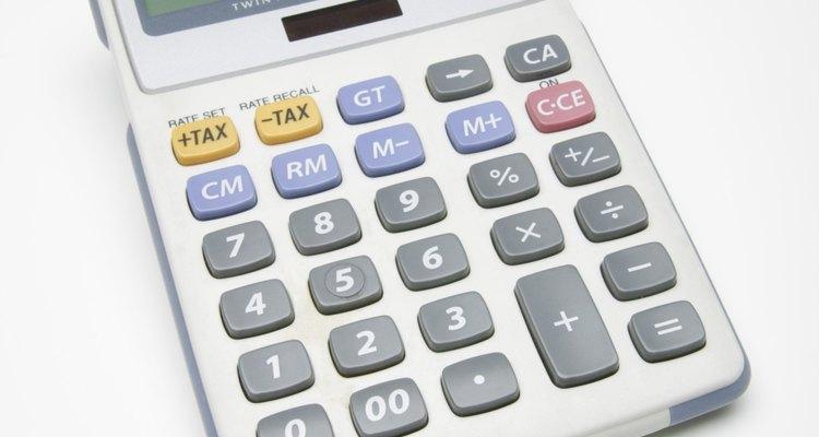 El botón del porcentaje en las calculadoras es una herramienta de valor incalculable.