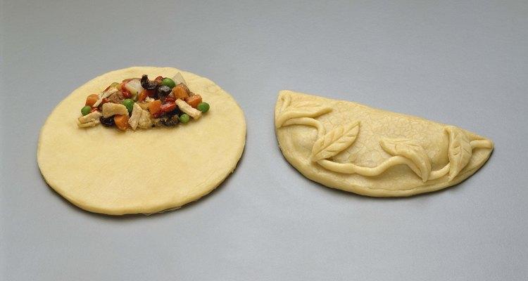 Preenche suas empanadas com seus ingredientes favoritos