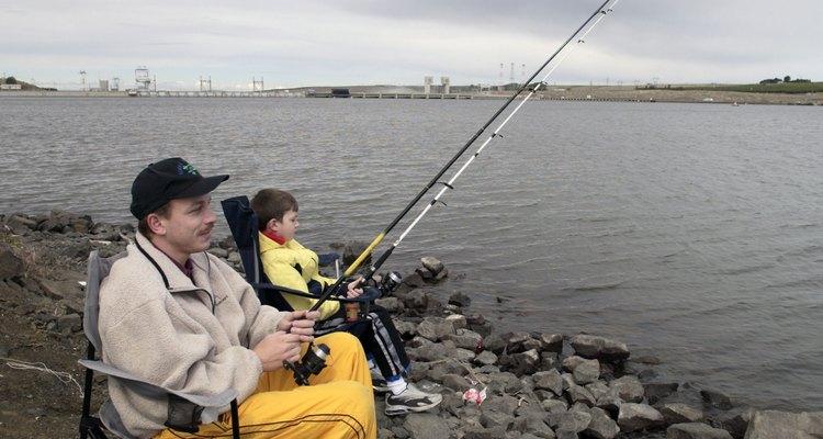 O segredo para pegar peixes é saber o que eles comem