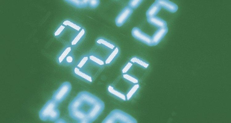 Os expoentes podem vir em várias formas, como na forma decimal