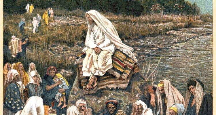 Jesús empleó a menudo parábolas para enseñar su mensaje.