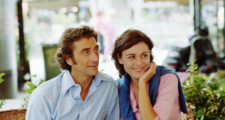 Even different types of dating may end up with the same loving result.