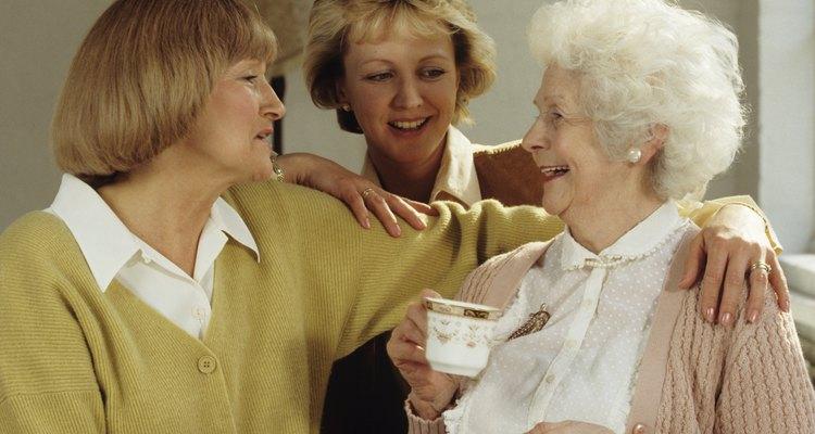 O jogo de chá é um presente que pode ser compartilhado com a família