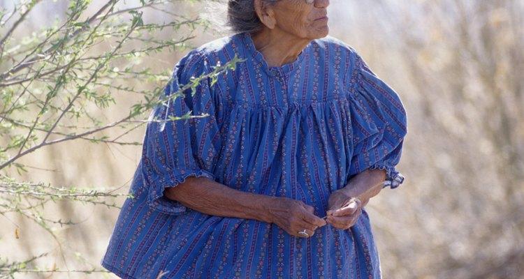 Los navajo, o Diné, tienen su propia mitología y folclore.
