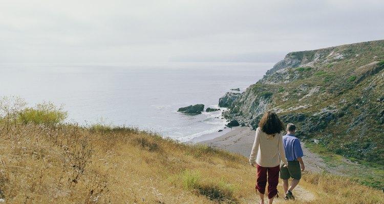 La isla Catalina es un paraíso para los viajeros activos, incluso en el frío invierno.