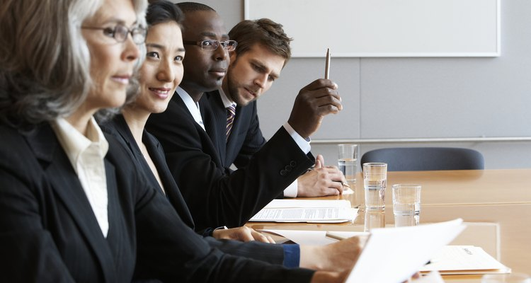 El consejo de administración utiliza los informes para tomar decisiones.