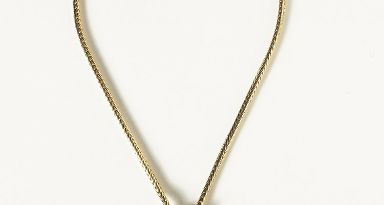 colar de ouro
