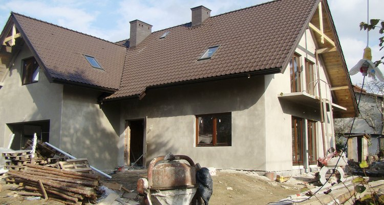 Learn the steps of building a new house.