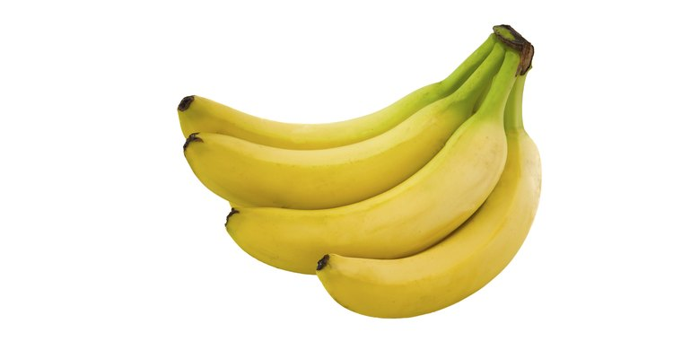 Bananas contain few calories for the benefits they provide.