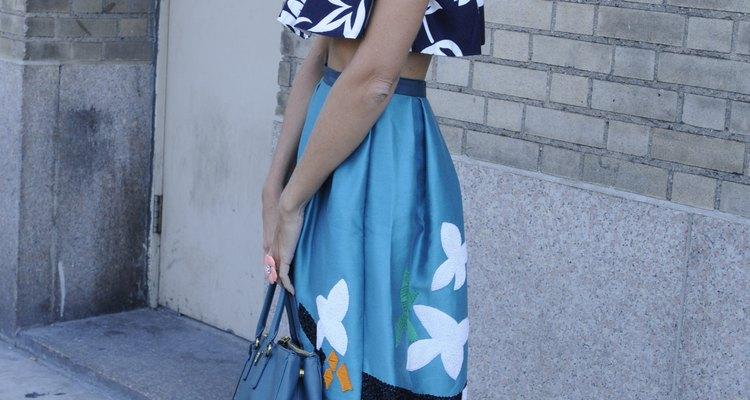 La consultora de moda Natalie Joos sugiere mezclar y combinar.