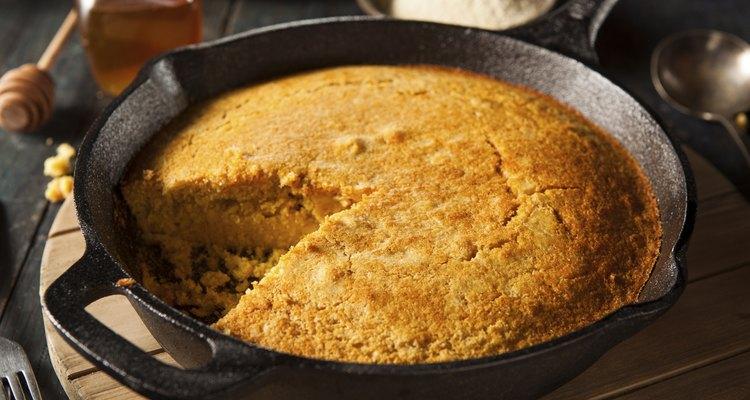 Homemade Southern Style Cornbread