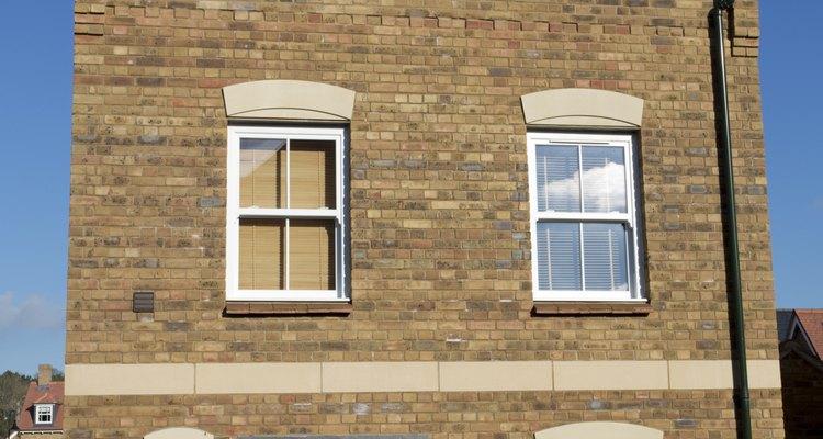 Dormers provide windows to loft conversions.